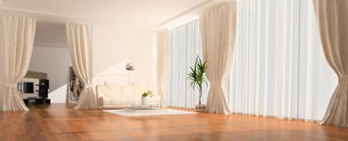 wohnideen gardinen wohnzimmer - kaosmt2, Wohnideen design