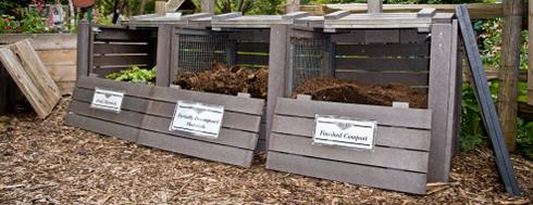 Komposter Kompostieranlage Kompost Haufen Anlegen