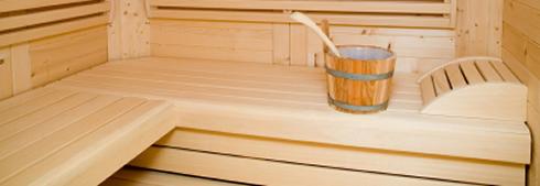 heimsauna grenzenloses wellness vergn gen im eigenen haus. Black Bedroom Furniture Sets. Home Design Ideas