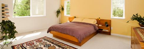 Moderne Schlafzimmer gestalten | Ideen für Möbel, Farben u. Bett